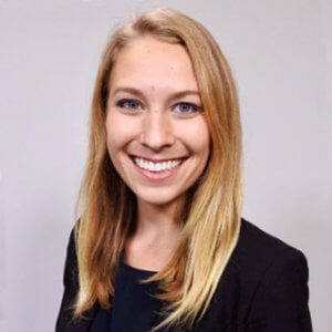 Samantha Harwood, Director of Client Services